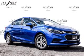 Used 2017 Chevrolet Cruze LT True North Tech Pkg Sunroof for sale in Thornhill, ON
