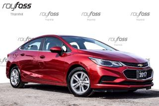 Used 2017 Chevrolet Cruze LT True North Pkg Tech Pkg Sunroof for sale in Thornhill, ON