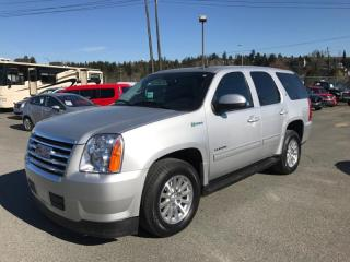 Used 2011 GMC Yukon Hybrid 4HY 3rd row seating for sale in Burnaby, BC