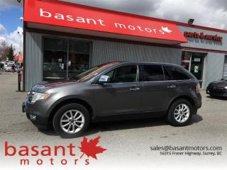 Used 2010 Ford Edge SEL, Panoramic Roof, Heated Seats!! for sale in Surrey, BC