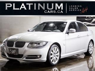 Used 2010 BMW 335i xDrive, NAVI, SUNROOF, HEATED LTHR for sale in North York, ON