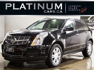 Used 2012 Cadillac SRX AWD, LEATHER, BOSE, HEATED SEATS, KEYLESS for sale in North York, ON