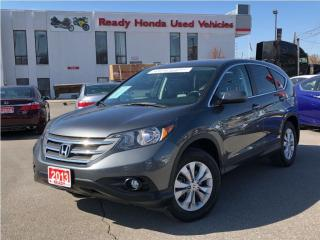 Used 2013 Honda CR-V EX-L - Leather - Roof - Back Up Camera for sale in Mississauga, ON
