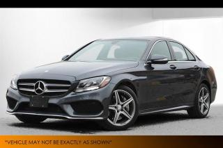 Used 2015 Mercedes-Benz C-Class C300 4MATIC Pano Roof Navigati for sale in Winnipeg, MB