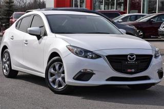 Used 2014 Mazda MAZDA3 Sport GX-SKY at Low Kms*Great Shape for sale in Ajax, ON
