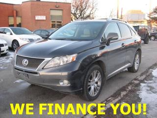 Used 2010 Lexus RX 450h for sale in North York, ON