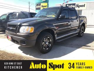 Used 2005 Ford Explorer Sport Trac XLT Comfort/RARE/LOW,LOW KMS! for sale in Kitchener, ON