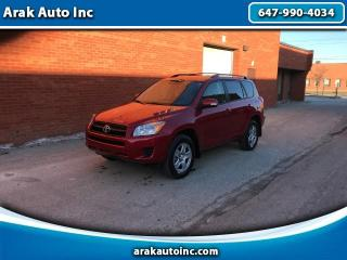 Used 2012 Toyota RAV4 Base I4 2WD for sale in Mississauga, ON