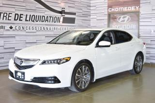Used 2015 Acura TLX TECH+AWD+V6+GPS for sale in Laval, QC