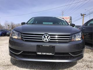 Used 2014 Volkswagen Passat COMFORTLINE for sale in Mississauga, ON