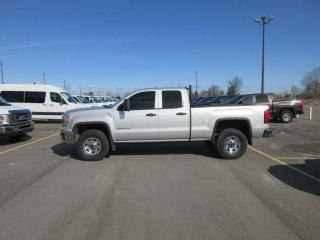 Used 2014 GMC SIERRA 1500 DOUBLE CAB 4X4 for sale in Cayuga, ON