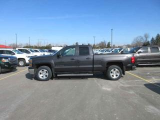 Used 2014 CHEV SILVERADO LT Z71 DBL CAB 4X4 for sale in Cayuga, ON