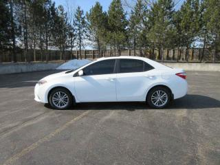 Used 2014 Toyota COROLLA LE FWD for sale in Cayuga, ON