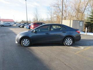 Used 2015 Toyota COROLLA  FWD for sale in Cayuga, ON