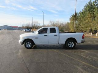 Used 2015 RAM 1500 ST CREW RWD for sale in Cayuga, ON