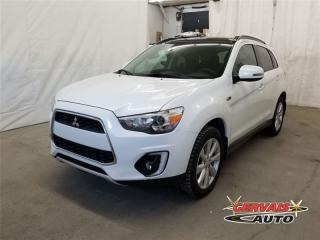 Used 2015 Mitsubishi RVR GT AWD for sale in Trois-rivieres, QC