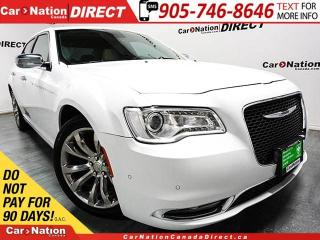 Used 2016 Chrysler 300C | PANO ROOF| NAVI| LEATHER| BLIND SPOT DETECTION| for sale in Burlington, ON