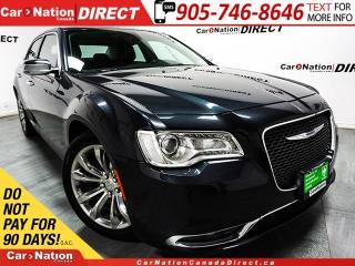 Used 2016 Chrysler 300C | PANO ROOF| BLIND SPOT DETECTION| NAVI| LEATHER| for sale in Burlington, ON