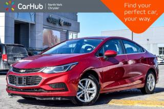 Used 2017 Chevrolet Cruze LT|Driver Confi.,Convi.,Sun&Sound Pkgs|BlindSpot|BOSE Audio for sale in Thornhill, ON