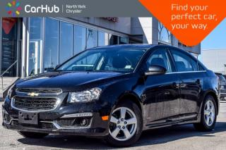 Used 2016 Chevrolet Cruze Limited LT|Sunroof|Pioneer Audio|R_Start|Bluetooth|Backup_Cam for sale in Thornhill, ON
