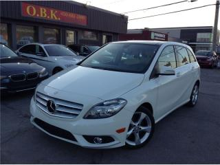 Used 2014 Mercedes-Benz B-Class Sport-Prem&chrome for sale in Laval, QC
