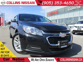 Used 2015 Chevrolet Malibu LT 1LT | ALLOYS | SUNROOF | BACK UP CAMERA | for sale in St Catharines, ON