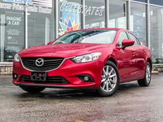 Used 2015 Mazda MAZDA6 GS SKY HEATED SEATS 0% FINANCE!!! for sale in Scarborough, ON