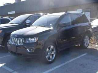 Used 2014 Jeep Compass Limited NAVIGATION, LEATHER, SUNROOF, ONLY 30,000 for sale in Concord, ON