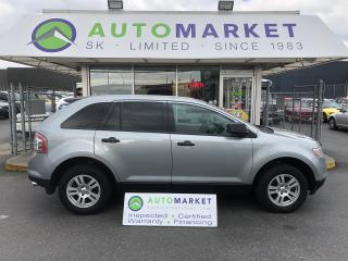 Used 2007 Ford Edge SE AWD LEATHER! FINANCE IT! for sale in Langley, BC
