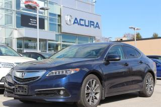 Used 2015 Acura TLX 3.5L SH-AWD w/Elite Pkg for sale in Langley, BC