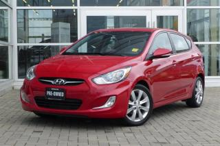 Used 2012 Hyundai Accent 5Dr GLS at Sunroof! *Bluetooth* for sale in Vancouver, BC