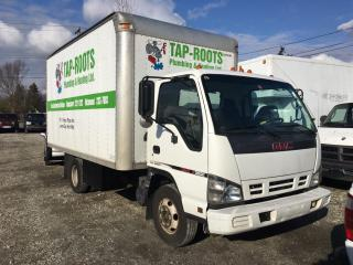 Used 2006 GMC W3500 W3500 for sale in Coquitlam, BC