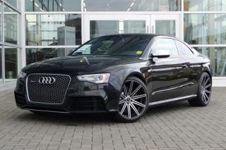 Used 2013 Audi RS5 4.2 S tronic qtro Coupe Sports Exhaust! *Navi* for sale in Vancouver, BC
