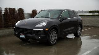 Used 2015 Porsche Cayenne S w/ Tip for sale in Vancouver, BC