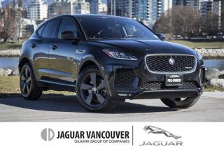 Used 2018 Jaguar E-Type P300 AWD R-Dynamic SE *Certified Pre-Owned Warranty! for sale in Vancouver, BC