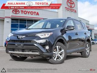 Used 2017 Toyota RAV4 AWD XLE AWD XLE, LIKE NEW, BLUE TOOTH AND MORE. for sale in Mono, ON