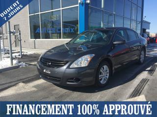 Used 2010 Nissan Altima 2,5 S for sale in Longueuil, QC