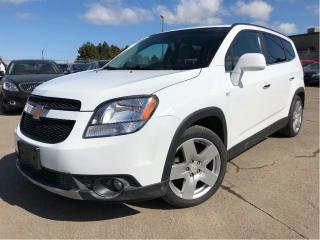 Used 2013 Chevrolet Orlando LTZ for sale in St Catharines, ON