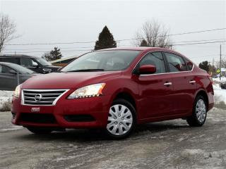 Used 2014 Nissan Sentra S A/c for sale in Magog, QC