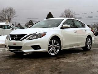 Used 2017 Nissan Altima SL for sale in Magog, QC
