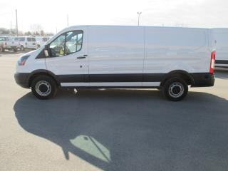 Used 2017 Ford TRANSIT-250 148 INCH W/BASE,LOW ROOF. for sale in London, ON