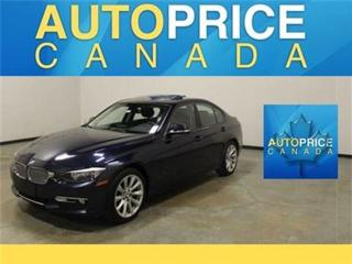 Used 2014 BMW 3 Series xDrive NAVIGATION MOONROOF for sale in Mississauga, ON