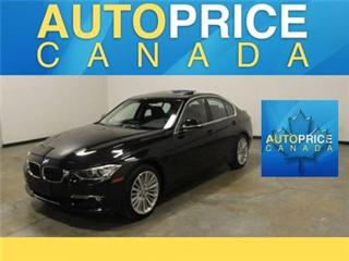 Used 2014 BMW 328xi LUXURY NAVI XENON REAR CAM for sale in Mississauga, ON