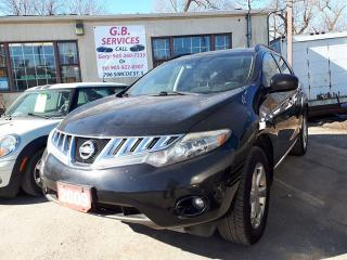 Used 2009 Nissan Murano SL,,AWD,certified for sale in Oshawa, ON