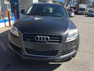 Used 2007 Audi Q7 PREMIUM for sale in Scarborough, ON