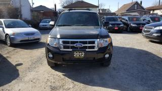 Used 2012 Ford Escape XL for sale in Hamilton, ON