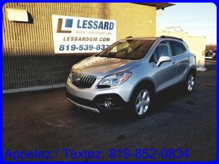 Used 2015 Buick Encore Cxl, Siege for sale in Shawinigan, QC