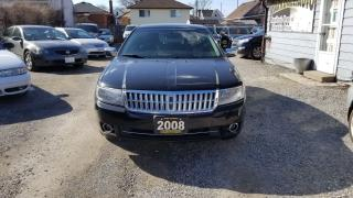 Used 2008 Lincoln MKZ for sale in Hamilton, ON