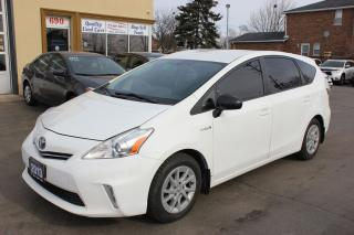 Used 2013 Toyota Prius v HYBRID for sale in Brampton, ON