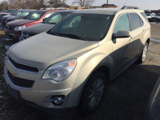 Used 2011 Chevrolet Equinox 2LT for sale in Alliston, ON